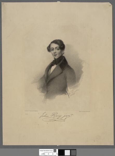 John Orlando Parry