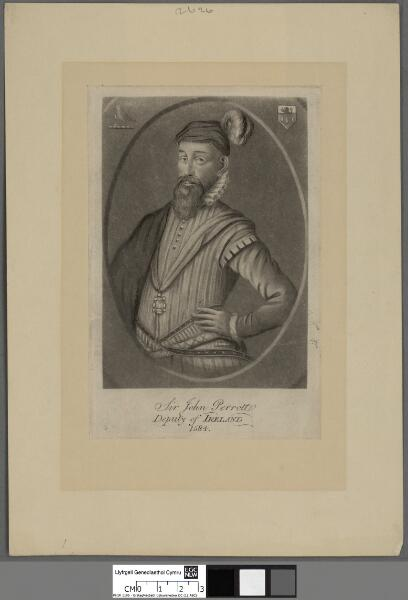 Sir John Perrott Deputy of Ireland 1584