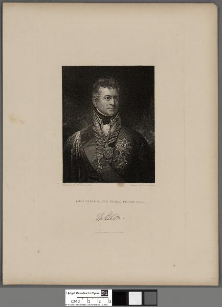 Sir Thomas Picton, K.C.B