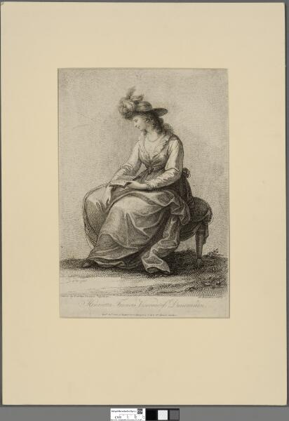 Henrietta Frances Viscountess Duncannon