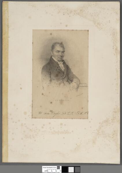Idrison, 1831 William Owen Pughe, L.L.D. F.A.S