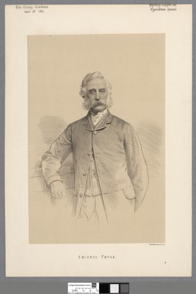 Colonel Pryse