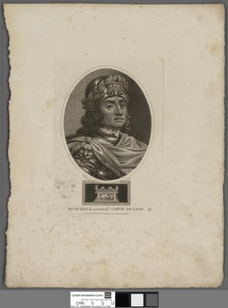 Richard I. surnamed Coeur de Lion