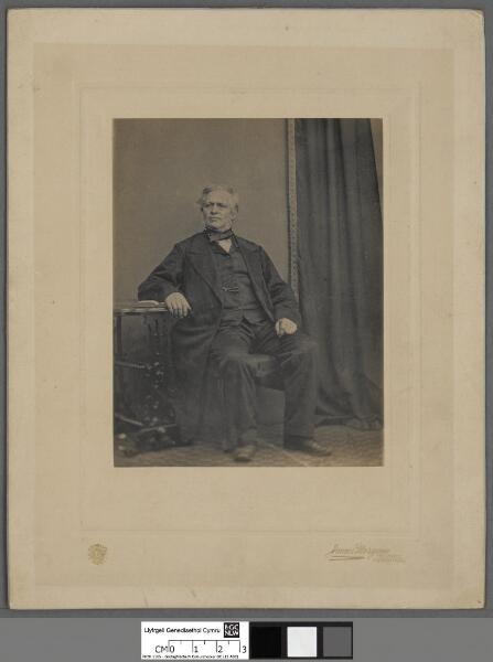 Rev. William Roberts (Nefydd)
