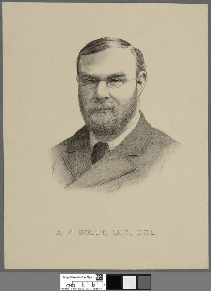 A. K. Rollit, LL.D., D.C.L