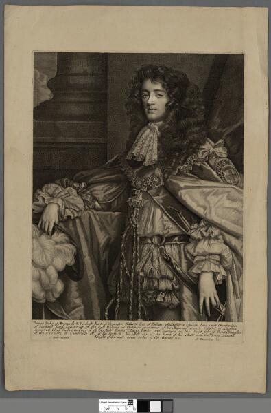 James Duke of Monmouth, Doncaster Dalkeith &...