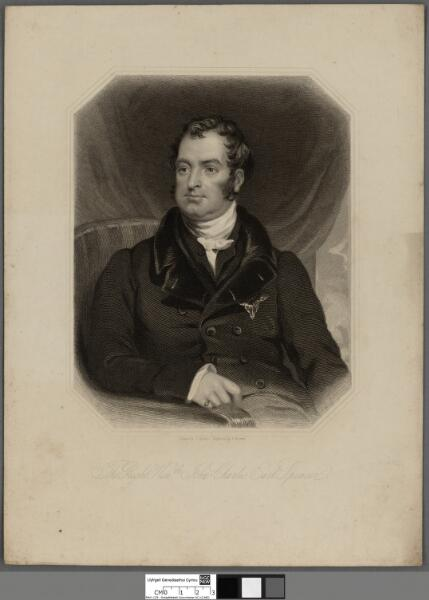 The Right Honble. John Charles, Earl Spencer