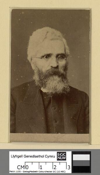 John Roberts, 'Ieuan Gwyllt'