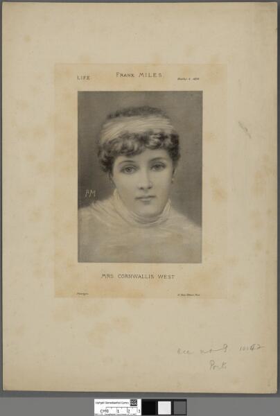 Mrs. Cornwallis West