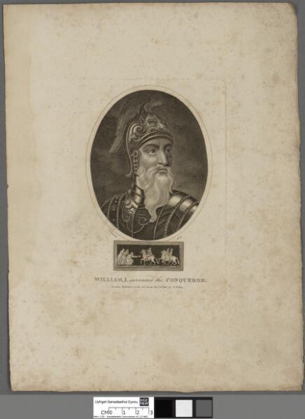 William, I. surnamed the Conqueror