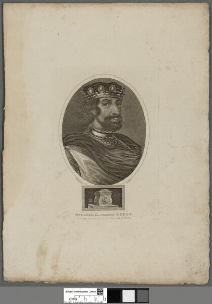 William II. surnamed Rufus