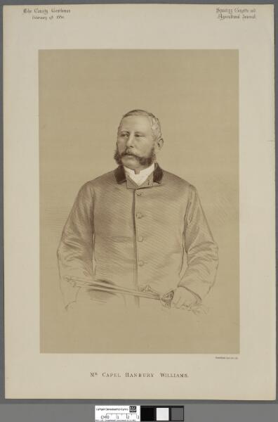 Mr. Capel Hanbury Williams