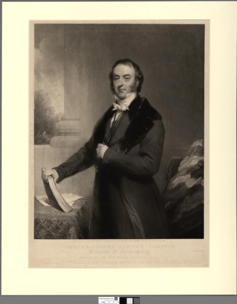 Spencer-Joshua-Alwyne Compton Marquis of...