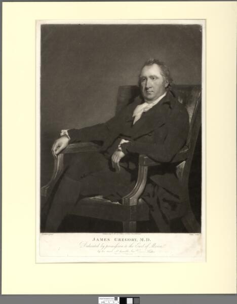 James Gregory, M.D