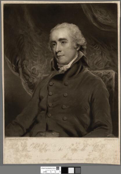 The Rt. Honble. Thos. Grenville M.P., 1805