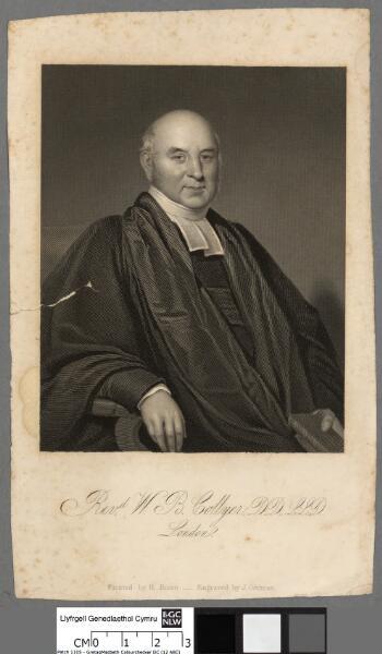 W. B. Collyer, D.D. LL.D. F.A.S. LondonRevd. W...