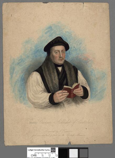 Thomas Charles Archbishop of Canterbury