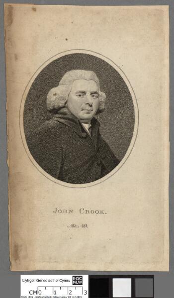 John Crook aet. 49
