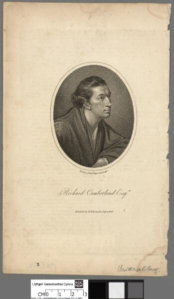 Richard Cumberland esqr