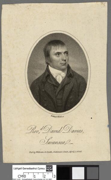 Revd. David Davies, Swansea