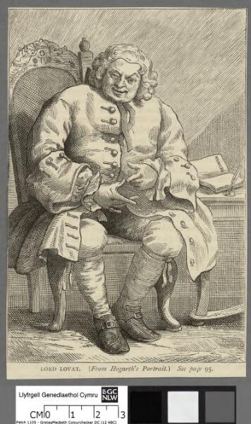 Lord Lovat see page 95