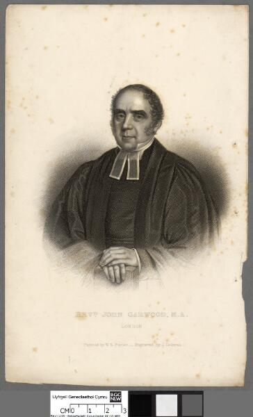 Revd. John Garwood, M.A. London