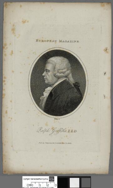 Ralph Griffiths, LLD