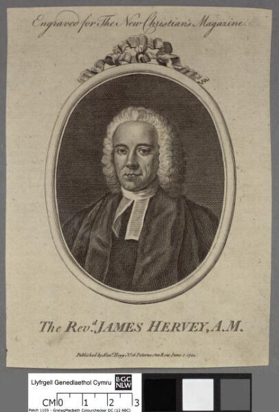 The Revd. James Hervey, A.M