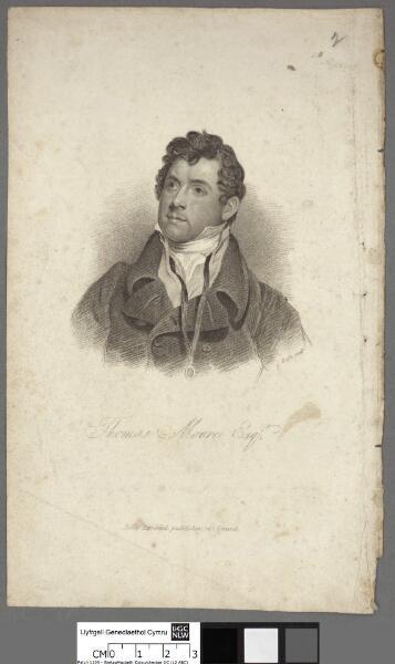 Thomas Moore Esqr