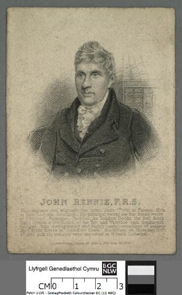 John Rennie F.R.S