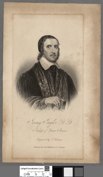 Jeremy Taylor D.D Bishop of Down & Connor