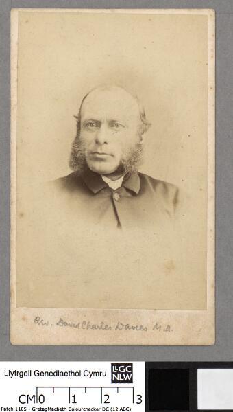 Rev. David Charles Davies M.A
