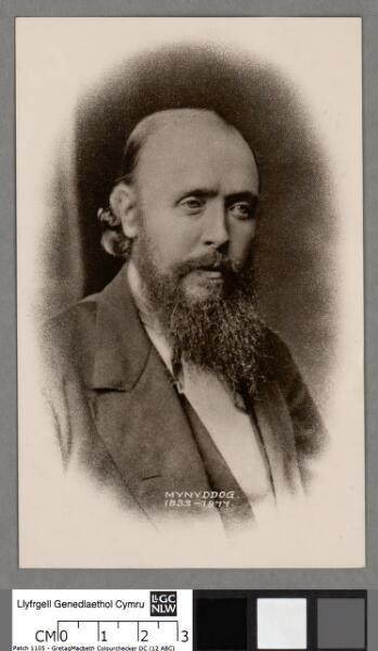 Mynyddog 1833-1877