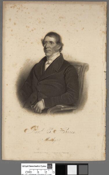 Revd.                      E. Harries, Merthyr