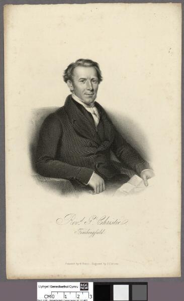 Revd. G. Christie Finchingfield