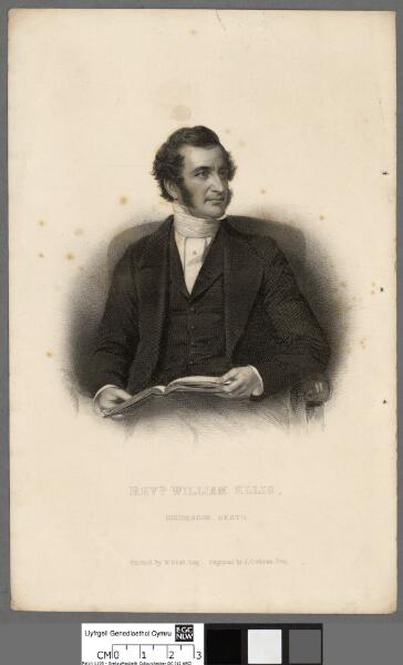 Revd. William Ellis, Hoddesdon, Herts