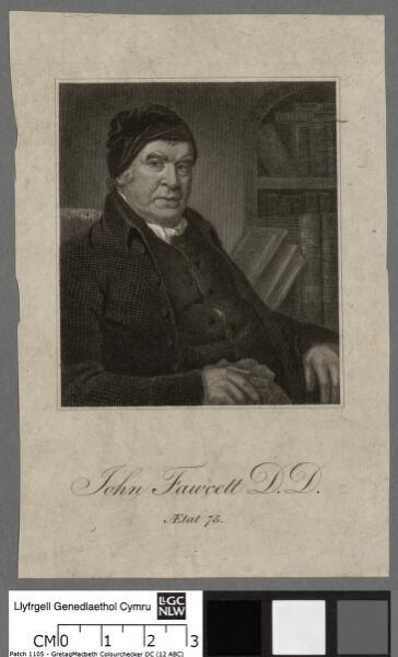 John Fawcett, D.D                      aetat 75