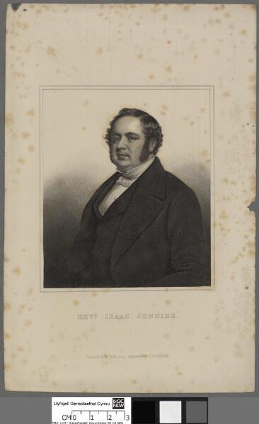 Revd. Isaac Jenkins