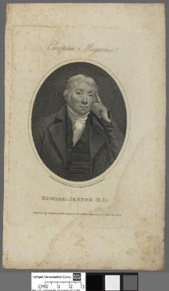 Edward Jenner M.D