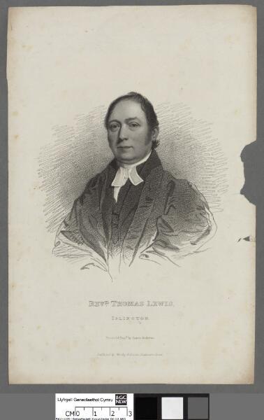 Revd. Thomas Lewis, Islington