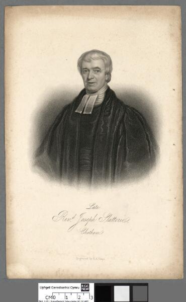 Late Revd. Joseph Slatterie Chatham
