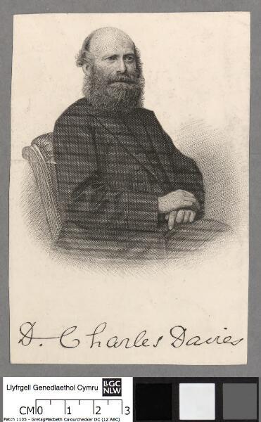 D. Charles Davies