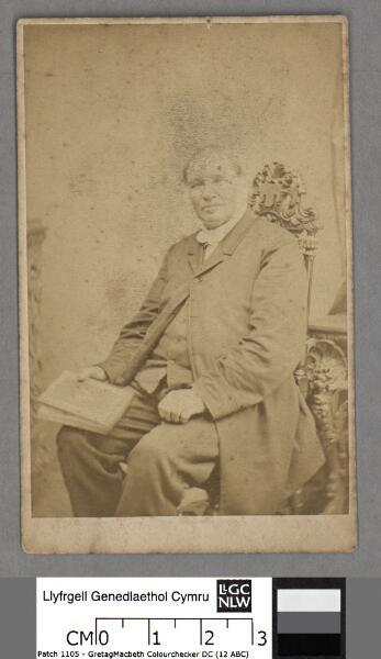 Rev.                      John Davies