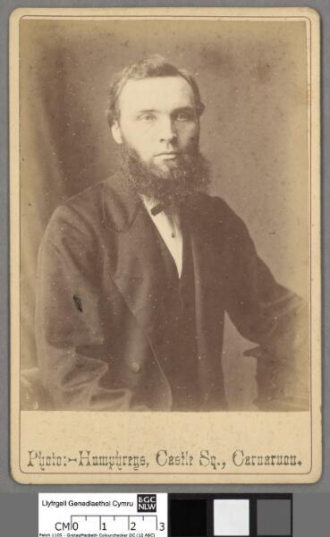 Rev. Owen Davies