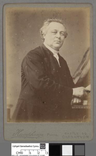 Rev. Samuel Davies