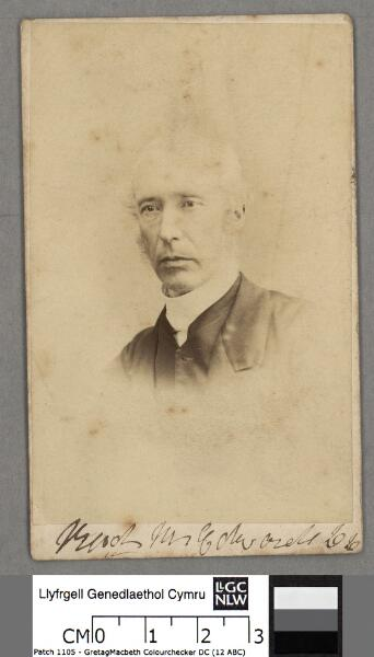 Revd. Dr. Edwards, Bala