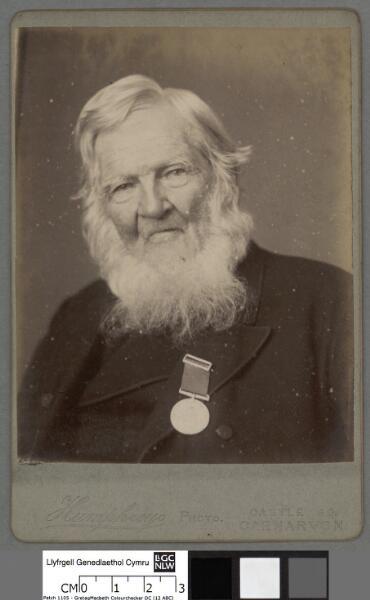 David Griffith, Clwydfardd