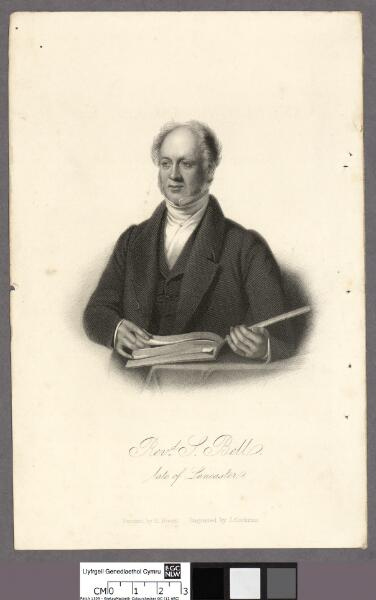 Revd. S. Bell late of Lancaster