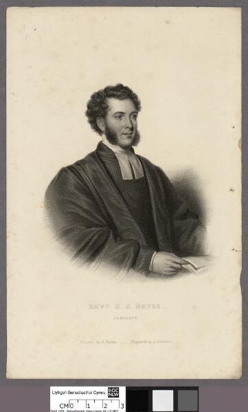 Revd. H. J. Bevis, Ramsgate