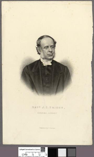 Revd. J. S. Bright Dorking, Surrey